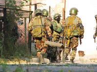 В Дагестане в бою с бандитами ранены трое силовиков