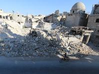 Путин и Эрдоган обсудили прекращение огня в Алеппо на время Курбан-байрама