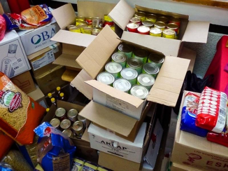 В Приморском крае власти объявили сбор помощи для жителей, пострадавших от тайфуна Lionrock
