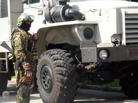 В Дагестане в автомобиле сгорели трое боевиков, открывших стрельбу на блокпосту