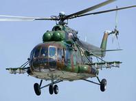На Сахалине упал военный Ми-8, жертв нет
