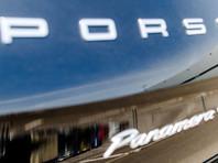 Одному автомобилю - Porsche Panamera - удалось скрыться, и его позже задержали на улице Каспийская