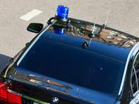 На Новом Арбате произошло ДТП с участием BMW с госномерами, предположительно, закрепленными за Сурковым