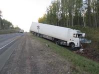 Грузовик с предвыборным компроматом на иркутского губернатора попал в смертельное ДТП (ФОТО)