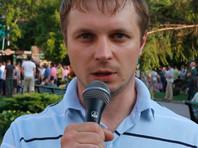 В Сибири избили кандидата в депутаты Госдумы от ПАРНАСа, а в Санкт-Петербурге членов партии задержали во время агитации