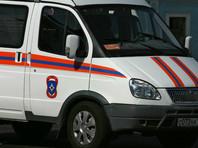 Пожар произошел в общежитии МАДИ на севере Москвы