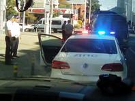 В Краснодаре полиция остановила активистов Greenpeace по дороге на пресс-конференцию