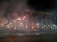 В России возбудили уголовные дела после нападения украинских радикалов на посольство в Киеве