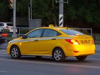 В Москве таксисты попытались перекрыть улицу, протестуя против понижения тарифов на частный извоз