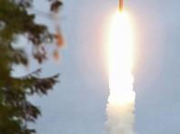 В лесном массиве Пинежского района Архангельской области упала и взорвалась ракета, запущенная с космодрома Плесецк