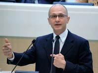 Кириенко не комментирует слухи о своем переходе в администрацию президента