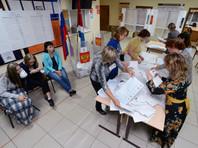 В новую Госдуму проходят представители шести партий