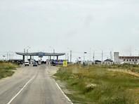 Крымские пограничники задержали двух украинцев, пытавшихся проникнуть на полуостров