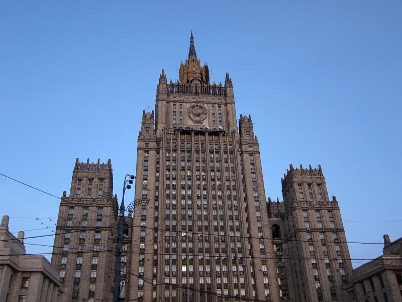 МИД раскритиковал условия Киева по организации выборов в Госдуму на Украине
