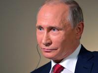 Путин опроверг причастность российских властей ко взлому почты Демократической партии США