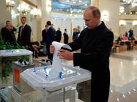 """Путина ждут ночью в предвыборном штабе """"Единой России"""""""