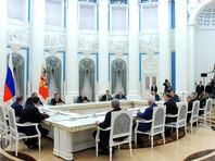 На встрече с лидерами фракций Путин посетовал на большое количество партий и на развал СССР