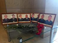 В МЧС назвали имена погибших при тушении склада в Москве пожарных