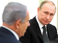 Путин и Нетаньяху обсудили перспективу возобновления переговоров между Израилем и ПНА