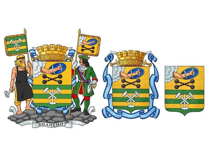 Депутаты утвердили новый герб Петрозаводска