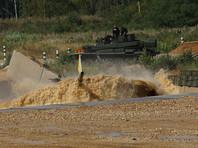 В Челябинской области на учениях затонул танк Т-72, следствие обвиняет спасшихся танкистов