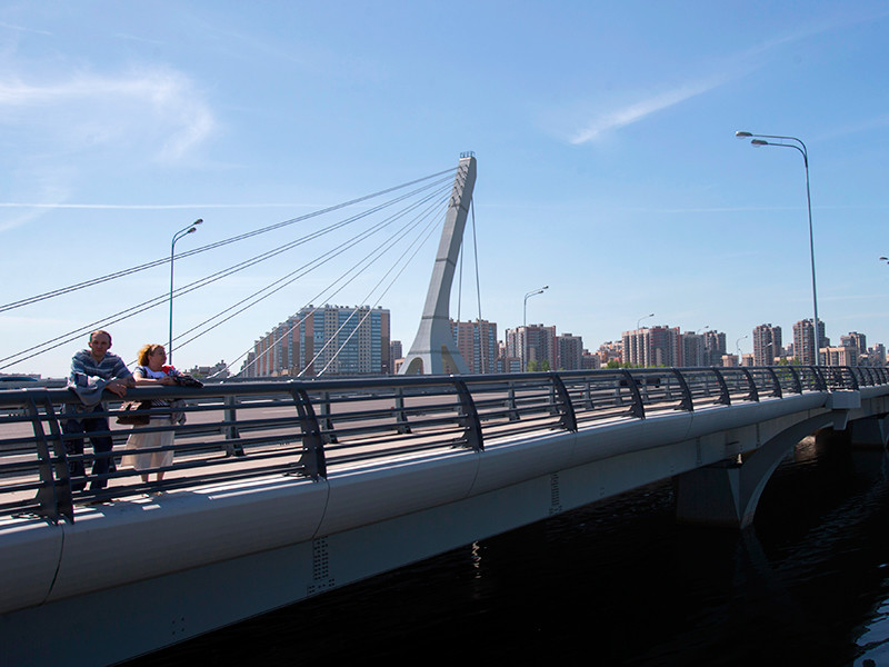 "На третий раз петербургский горизбирком принял заявку на референдум по ""мосту Кадырова"""