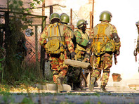 В ходе КТО в Дагестане погиб один из силовиков