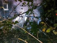 """На месте падения вертолета Ми-8 в Подмосковье нашли """"черные ящики"""""""