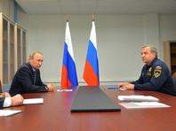 Владимир Путин и Владимир Пучков, 2 сентября 2016 года