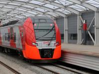В первый день работы железнодорожного кольца в Москве им воспользовались 140 тысяч человек