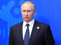 """Путин в ответ на обвинения Киева объяснил вхождение Крыма в состав РФ """"результатом противоправных действий на Украине"""""""