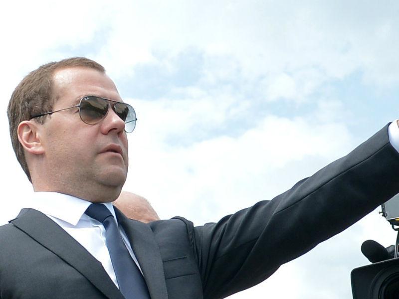 """Над """"дачей Медведева"""" в Плесе закрыто воздушное пространство"""