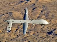 В Минобороны РФ рассказали о беспилотнике коалиции, находившемся в небе во время авиаудара по гумконвою в Сирии