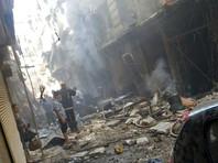 Алеппо, 30 сентября 2016 года