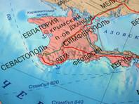 """В Крыму Росгвардией """"выполняются задачи при чрезвычайных ситуациях, в том числе и прикрытие государственной границы на время ее обустройства"""", сказал генерал-лейтенант Олег Борукаев"""