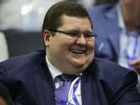 Сын генпрокурора Чайки сам смеялся над тем, что в базе Росреестра его переименовали в ЙФЯУ9