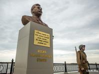 В Сургуте демонтировали памятник Сталину