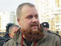 """Националист Дмитрий Демушкин сообщил о блокировке своей страницы в соцсети """"ВКонтакте"""", а также нескольких групп """"Русского марша"""""""