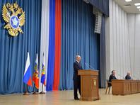 Путин наградил Фрадкова, покинувшего пост директора СВР, орденом Святого Георгия