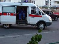 В Москве автомобиль сбил пешеходов на тротуаре