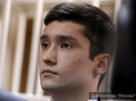 """На скамье подсудимых находятся сын вице-президента нефтяной компании """"Лукойл"""" Руслан Шамсуаров, а также его знакомые Виктор Усков и Абдувахоб Маджидов"""