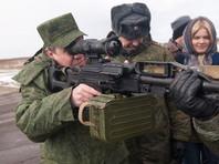 Новосибирский губернатор пострелял из гранатомета на мобилизационном сборе (ФОТО)