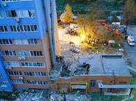 CK: тела погибших при взрыве многоэтажки в Рязани извлечены из-под завалов