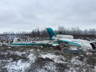 В катастрофе, которую объясняют сложными погодными условиями, погибли 19 человек, трое пассажиров выжили