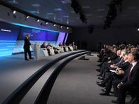 """На """"Валдае"""" Путин объяснил, почему Россия не может напасть на страны НАТО и повлиять на выборы в США"""