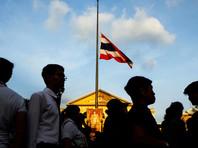 Ростуризм призвал российских отдыхающих не слишком веселиться в Таиланде в дни траура по королю Раме IX