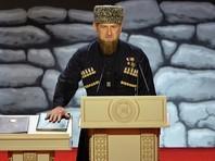 Кадыров в день своего 40-летия в третий раз возглавил Чечню