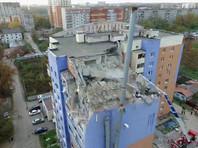 В Рязани снесут верхние этажи в подъезде взорванного газом дома. ВИДЕО взрыва