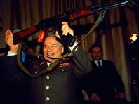 Путин велел отпраздновать век со дня рождения оружейника Калашникова на государственном уровне