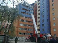 Обследование жилого дома в Рязани, где произошел взрыв газа, показало, что людей под завалами нет